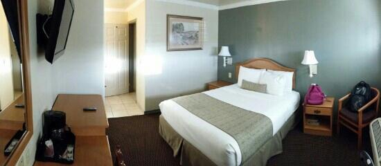 El Castell Motel: 性价比好