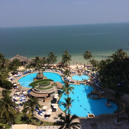 Hilton Hua Hin Resort & Spa: 非常高兴在这里度过一晚