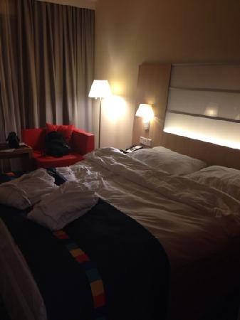 Park Inn by Radisson Frankfurt Airport: 不错