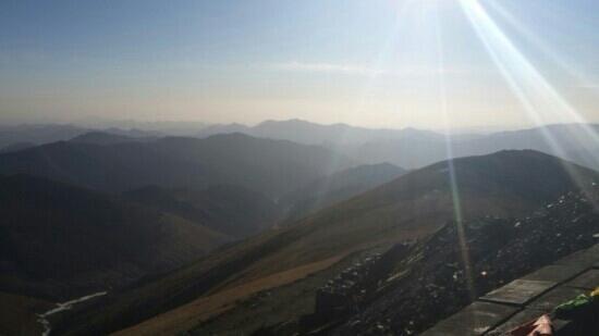 Wutai Shan (Five Terrace Mountain): 东台顶