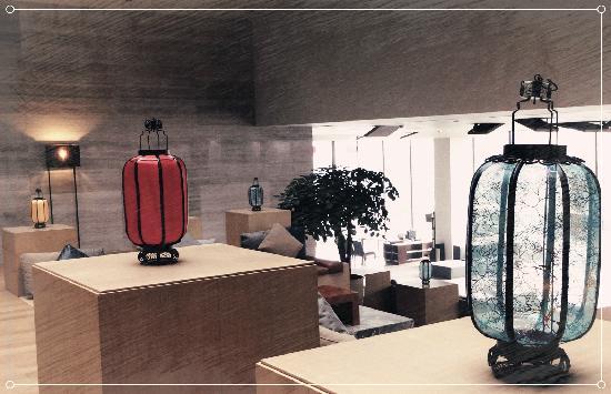 Xixuan Spa Hotel Hangzhou: 阶梯吧