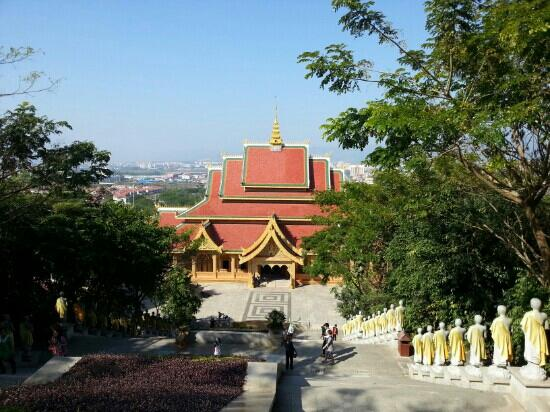 Buddhist temple : 大佛寺