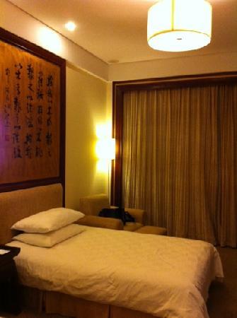 Tachee Island Holiday Hotel Qiandaohu : 特价标准间