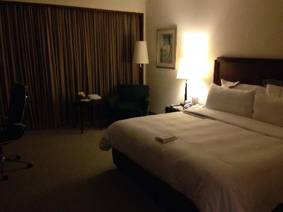 Plaza Athenee Bangkok, A Royal Meridien Hotel: 高级客房