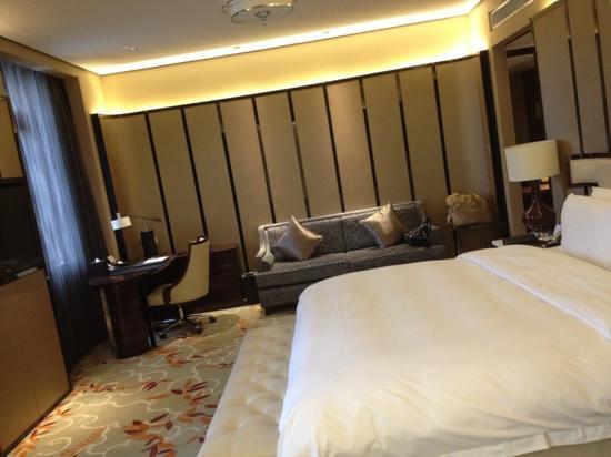 Kingrand Hotel Beijing: 行政间的卧室