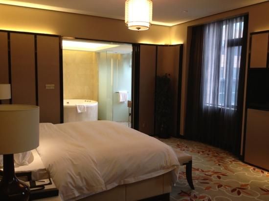 Kingrand Hotel Beijing: 行政间及卫生间