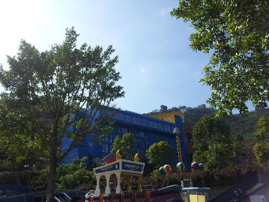 Cargo Hotel Shenzhen : 外观