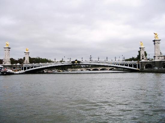 PARISCityVISION: Seine