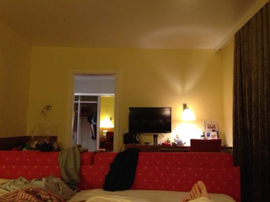 Hotel Goldenes Schiff: 很一般