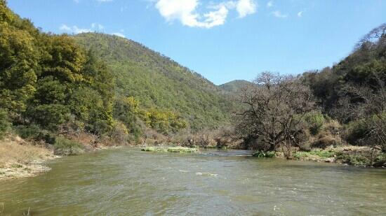 Kunming Qinglong Canyon: 青龙峡漂流