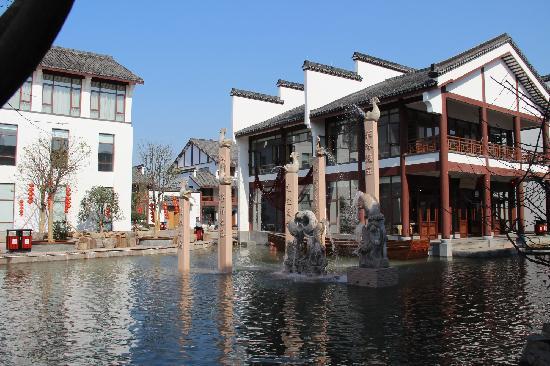 Digang Yuzhuang : 水景