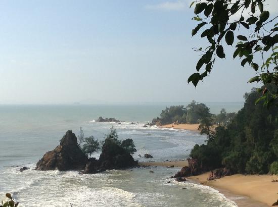 Club Med Cherating Beach: 潘泰海滩