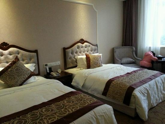 Leshan Celebrity Hotel : 客房