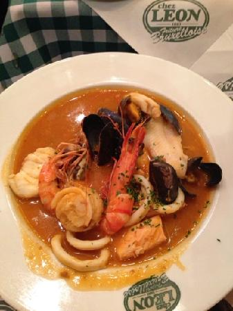 Chez Leon: 美食