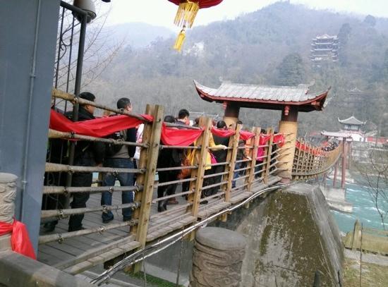 Anlan Bridge: 景色
