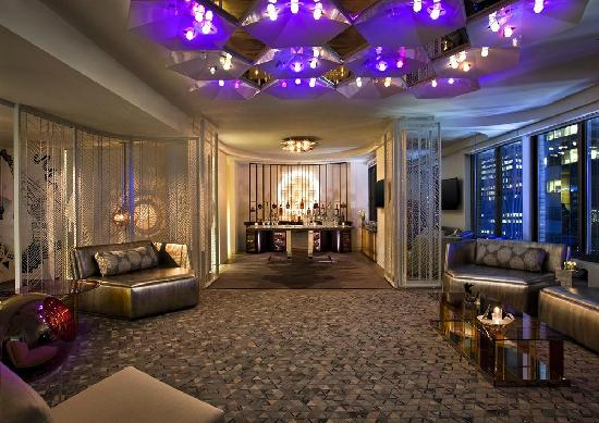 W New York - Times Square : fabulous hotel