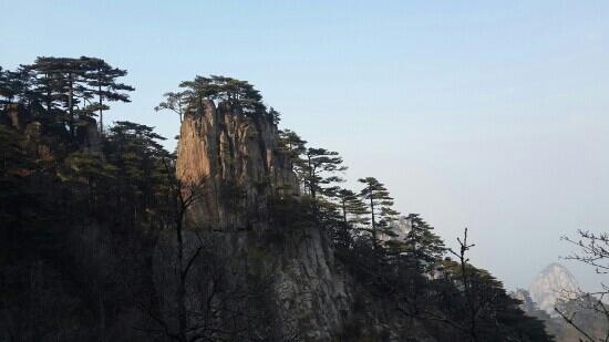 Huangshan Geopark: 黄山