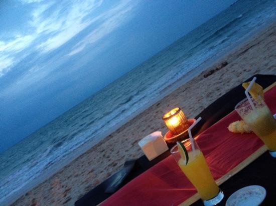 Jimbaran Bay: sunset dinner