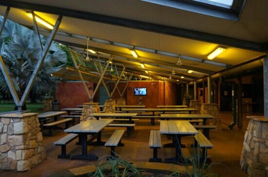 Barra Bar & Bistro: 富有野趣的酒吧