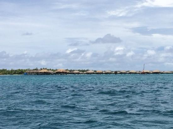 InterContinental Bora Bora Resort & Thalasso Spa : 水上屋