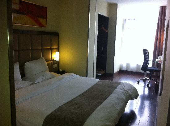 Quanji Hotel Guangzhou Yuexiu Park