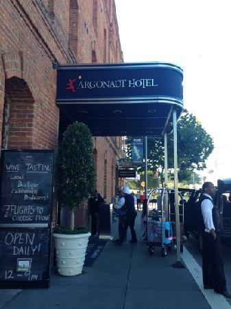 Argonaut Hotel, A Noble House Hotel : v