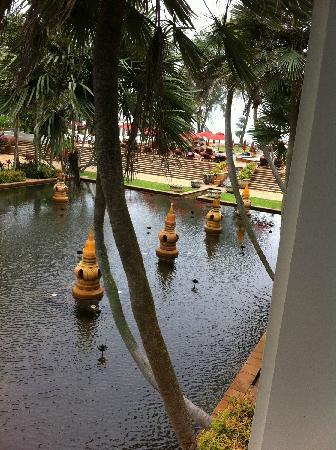 Marriott's Phuket Beach Club: 酒店景观