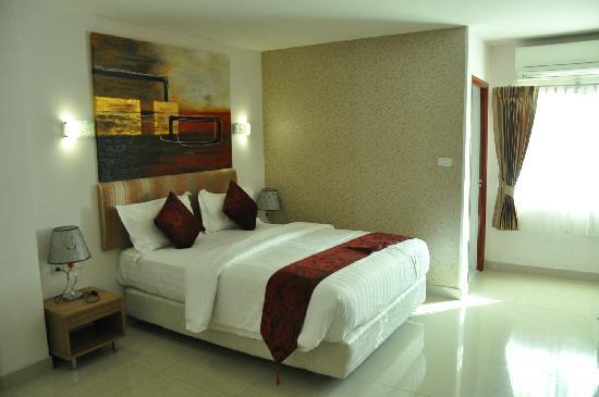 Roseate Hotel: 房间内景