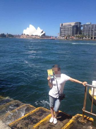 Sydney Opera House : 歌剧院远景