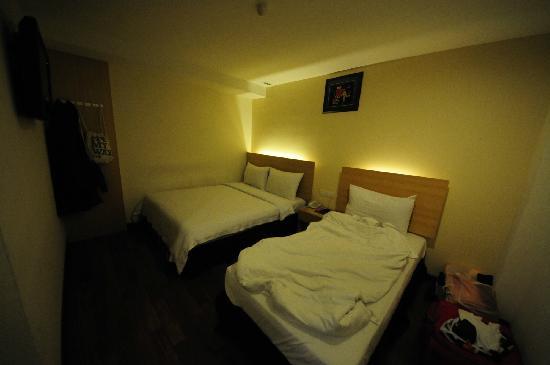 My Hotel Brickfields KL Sentral: 三人房