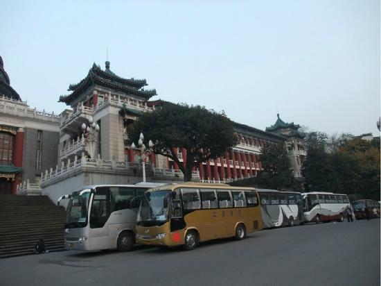 Chongqing People's Square: 2