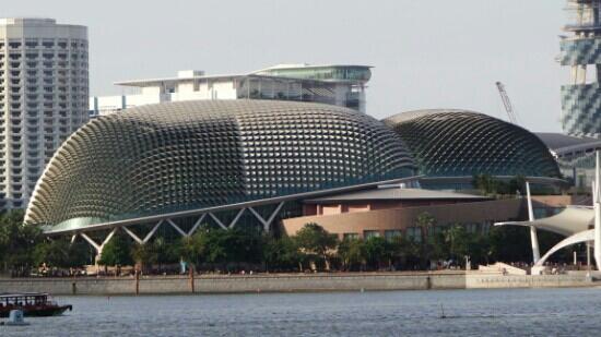 Esplanade - Theatres on the Bay: 滨海艺术中心音乐厅