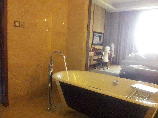 Sheraton Qingyuan Lion Lake Resort : yugang