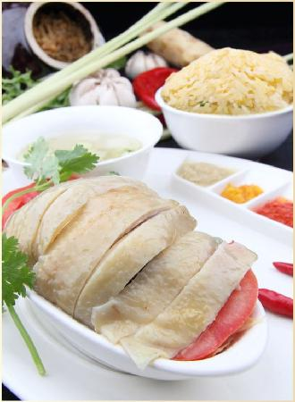 Hainan Junhua Haiyi Hotel: 海南鸡饭