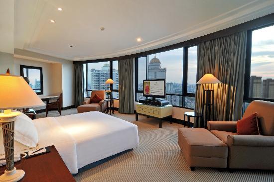 Hainan Junhua Haiyi Hotel: 套房