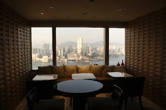 Renaissance Hong Kong Harbour View Hotel: 行政酒廊