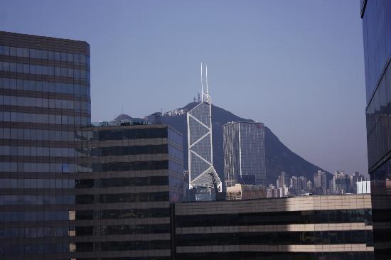 Renaissance Hong Kong Harbour View Hotel : 圆景VIEW