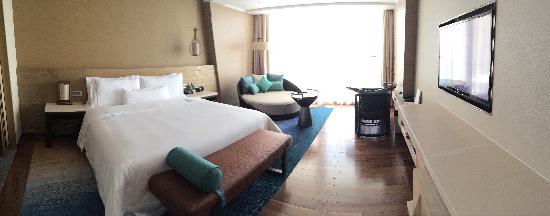 The Westin Sanya Haitang Bay Resort: 卧室