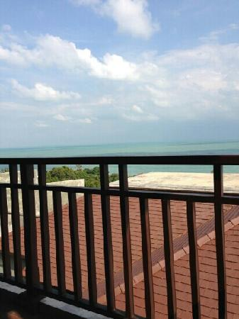 Nora Buri Resort & Spa: 海景房