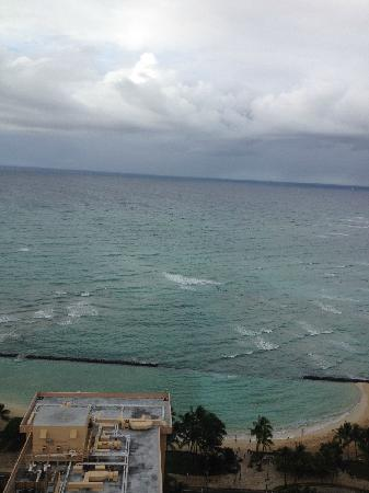 Pacific Beach Hotel: sea ocean view