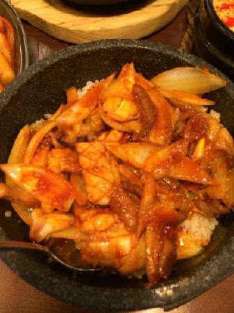 Baidu Barbecue (LiYuan)