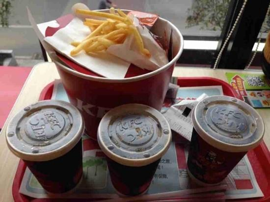 KFC: 全家桶