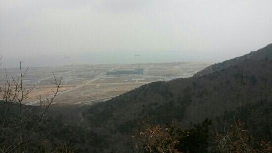 Bangchuidao Island: 棒槌岛山上
