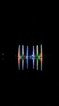 Chiang Mai Night Safari : 音乐喷泉