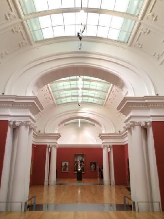 Auckland Art Gallery Toi o Tamaki : 展厅