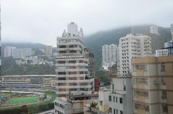 โรงแรมเซ้าธ์ แปซิฟิก: 窗外的景色2