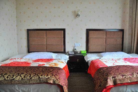 Jianning County, China: 双人房
