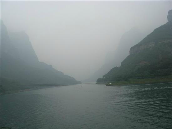 Yuntaishan Geopark : shan ding   pai he