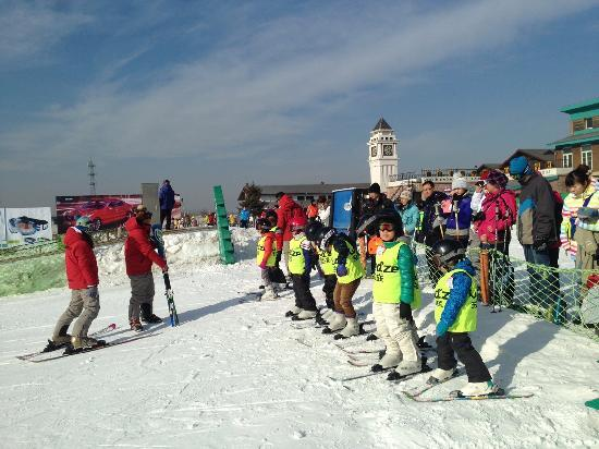 Southshan Skiing Park : 南山
