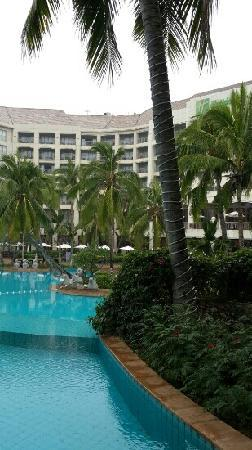 Holiday Inn Resort Sanya Bay: 假日度假酒店泳池